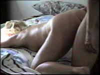 Mature blonde fucked doggystyle
