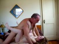 OLD MAN FUCKS TEEN GIRLFRIEND