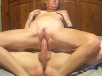 Blonde is getting fucked hard