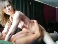 Skinny chick is fucked well