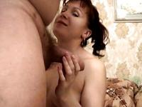 Fat cocks are making her horny