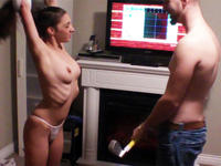 Roxy Strip wii Golf BJ