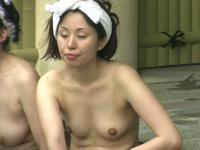 Asian honey with nice hard nipples
